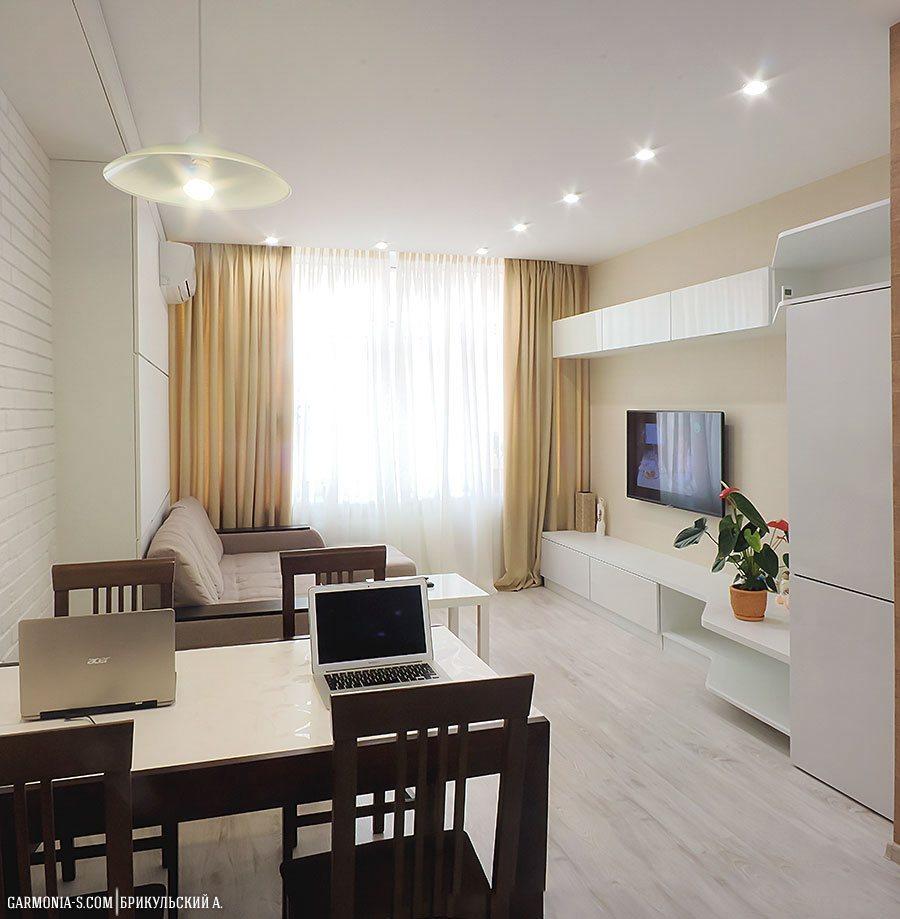 Дизайн квартиры в Одессе в совреме