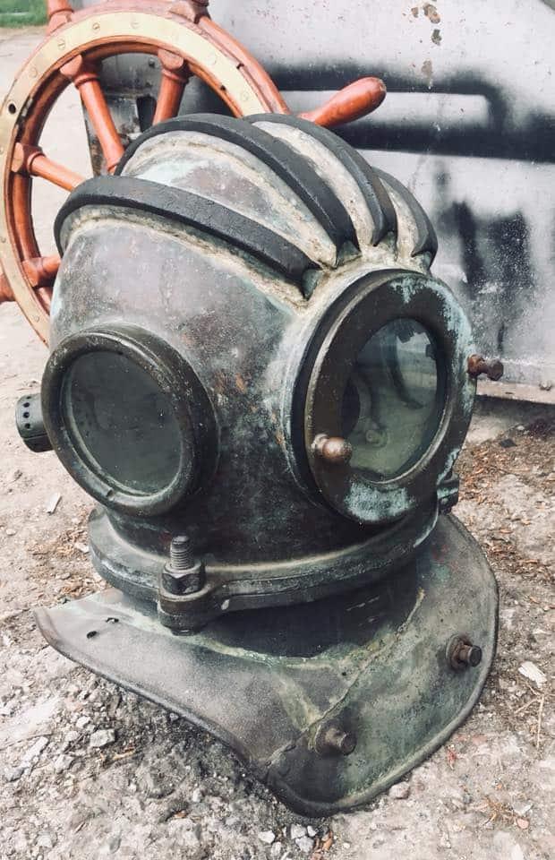 водолазный шлем купить в одессе