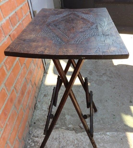 кофейный столик в интерьер Одессы