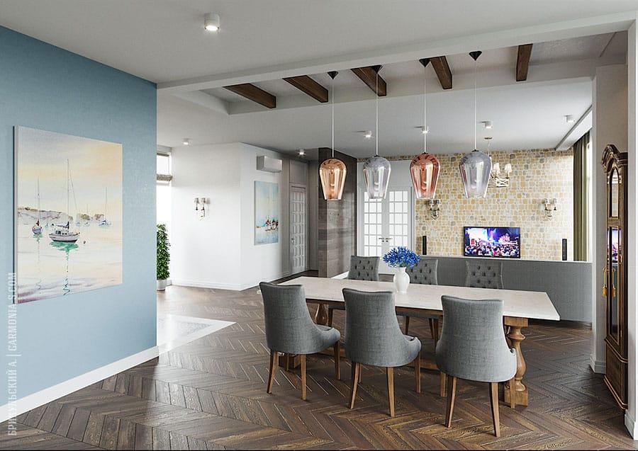 Дизайн коттеджей и домов в Одессе
