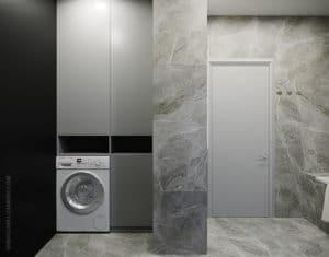 дизайн ванной и туалета в Одессе